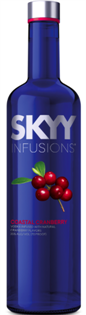 Skyy Vodka Infusions Coastal Cranberry 750ml